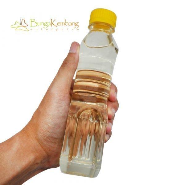 RBD Coconut Oil in a bottle